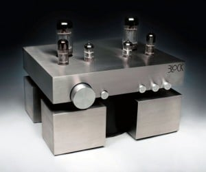 The Block is One Cool-Looking Tube Amplifier