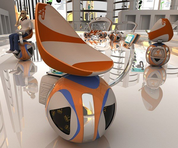 WALL-E-Style Chair Coming to a Couch Potato Near You