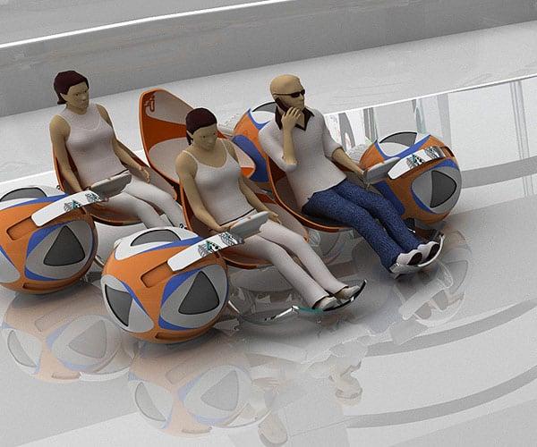 wall-e chair wheelchair motorized concept transportation future fatties