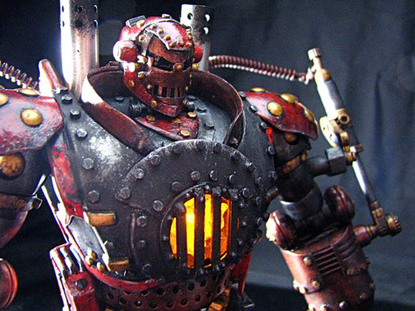 iron man kuriscak steampunk toy mod tony stark