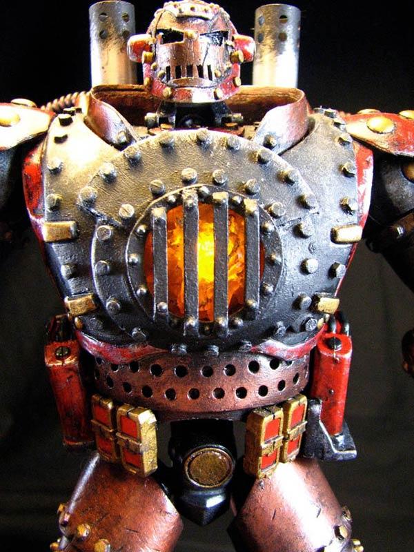iron man kuriscak steampunk toy mod tony stark