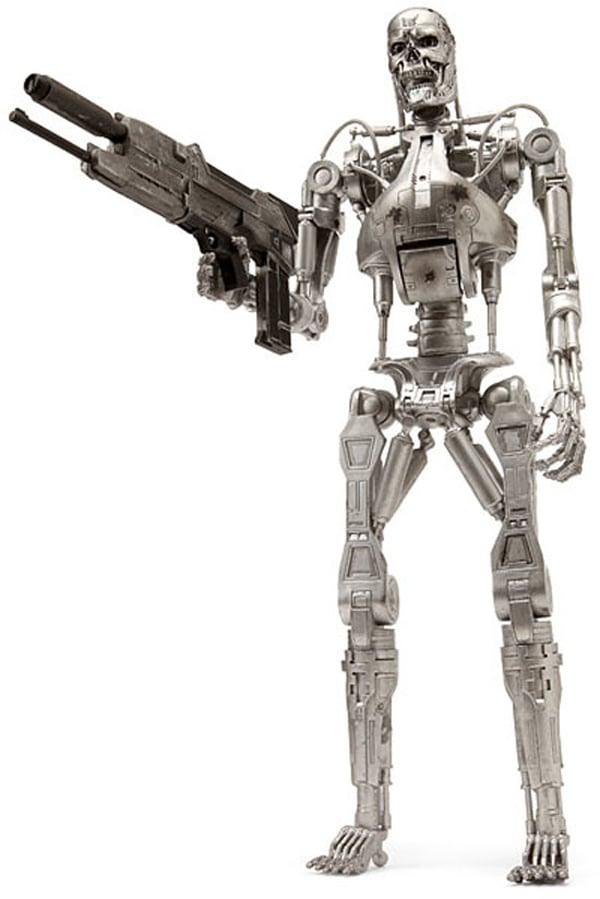 terminator endoskeleton t-800 model skynet judgement day
