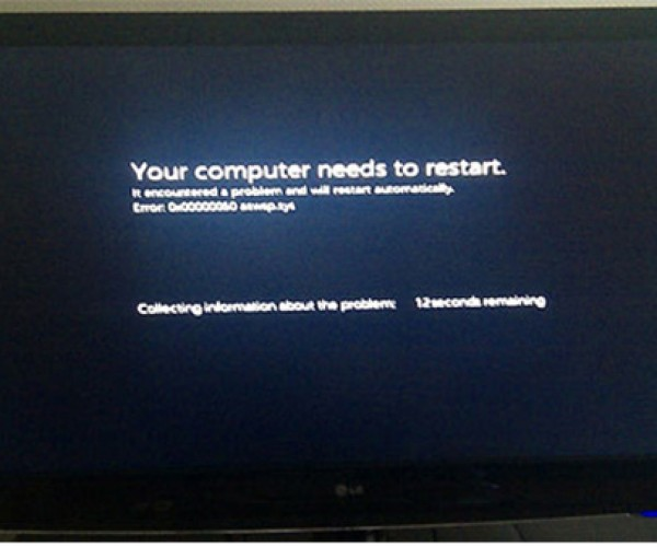 Windows 8 Fixes Blue Screen of Death