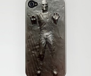 Steve Jobs Frozen in Carbonite iPhone Skin: Who Will Unfreeze Him?