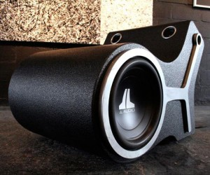 Subwoofer Chair is One Serious Rump Shaker