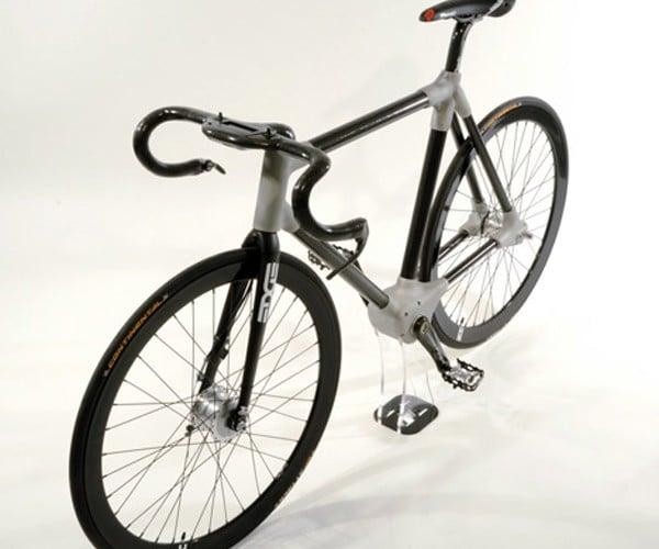 ALPHA: The World's Most Innovative Bike?