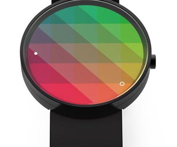 GRO Design's Kaleidoscope Watch: It's Hypno-Time!