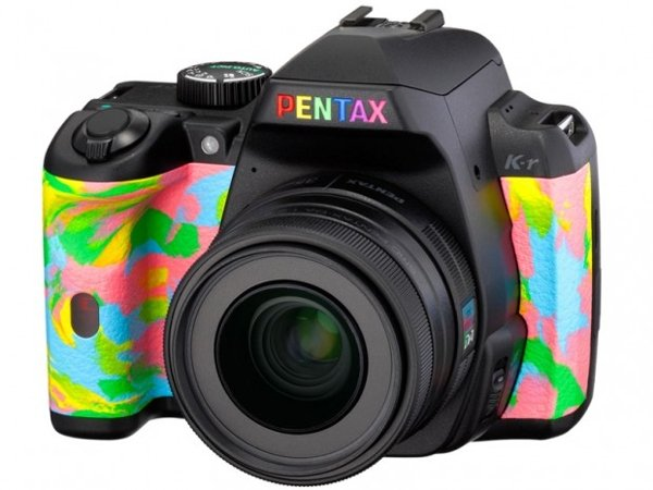 Pentax Rainbox K R 1