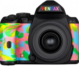 Take Gorgeous Shots with the Kaleidoscopic Pentax Rainbox K-r