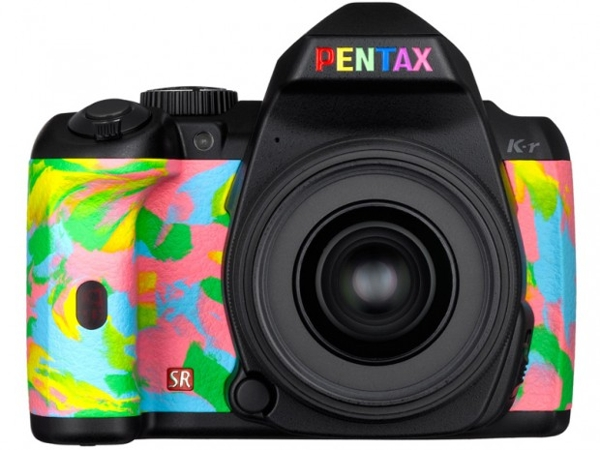 Pentax Rainbox K R