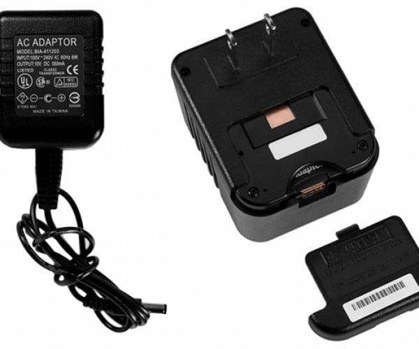 AC Adapter Hidden Camera: Plug and Play