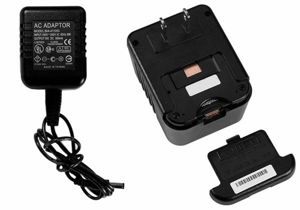 ac adapter hidden camera by brickhouse security