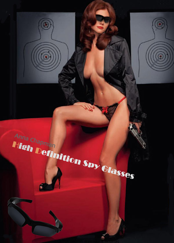 anna chapman spy glasses