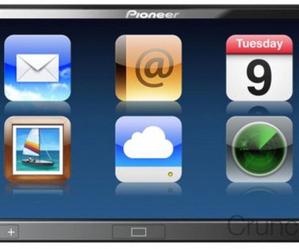 Pioneer AppRadio: iPhone Meets Car Stereo