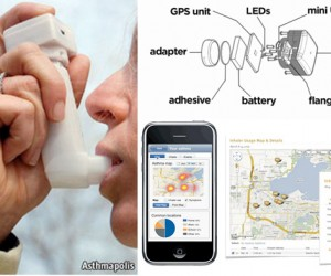 Asthmapolis Puts GPS Tracking on Asthma Inhalers to Map Triggers