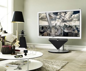 Bang & Olufsen BeoVision 4 85-inch 3D Plasma TV Announced; No You Can't Afford One
