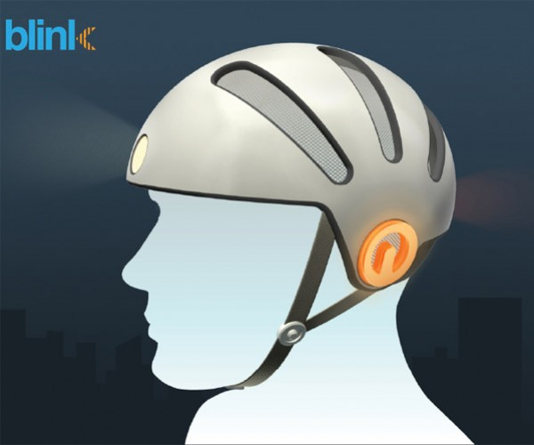 Blink Bike Helmet Perfect for Tron