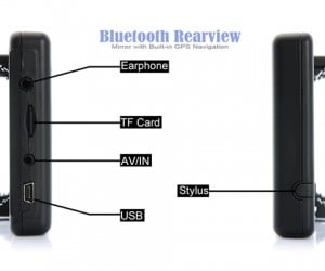 bluetooth rear view mirror with gps 3 300x250