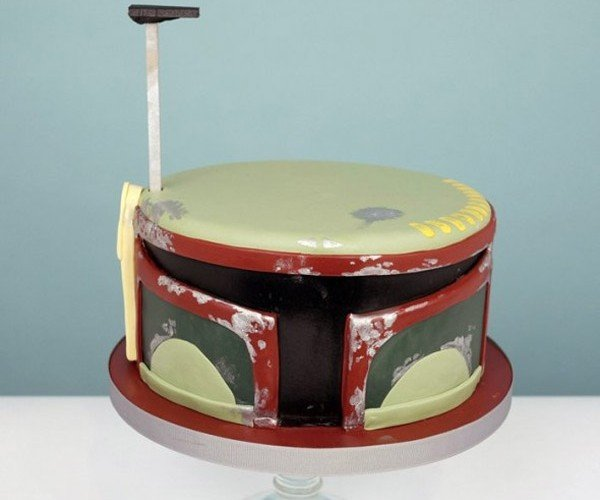Star Wars Cakes for Two (or Fifteen)