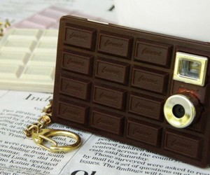 Chocolate Camera Looks Tasty, But Not Edible