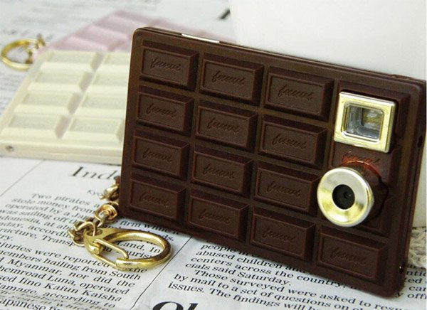 chocolate camera by fuuvi