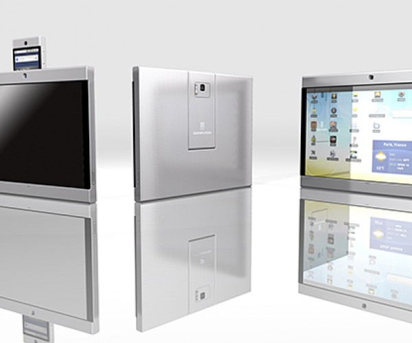 Compufon Smartphone Has Tablet and Netbook Add-ons, Wants to be Inside Every Gadget With a Display