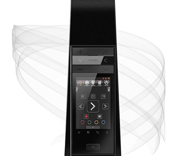conspin andi one android remote