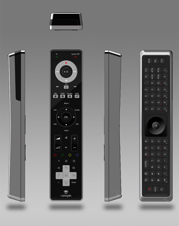 conspin_smart_qwerty_remote