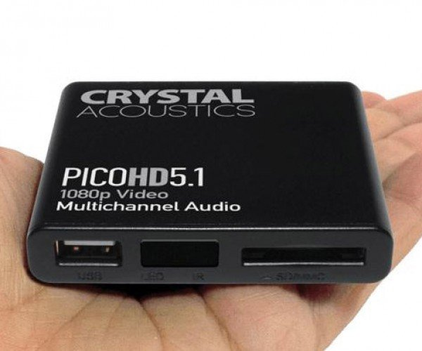 PicoHD5.1 Media Player: Tiny Package Packs a Punch