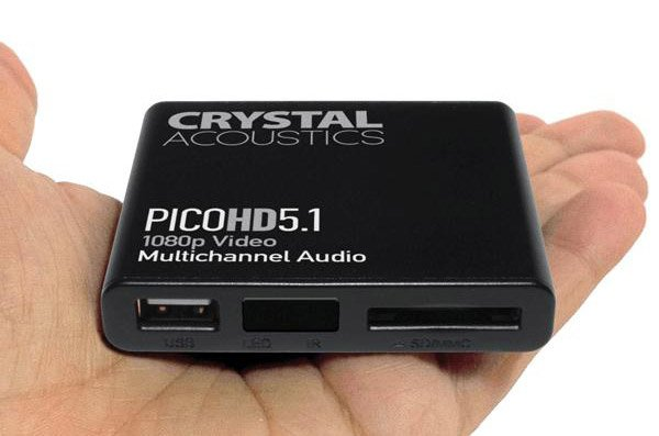 crystal acoustics pico hd5 1 front