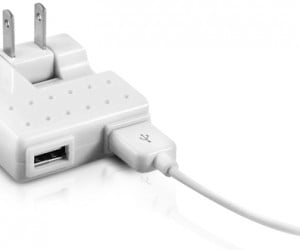 dualCharge & dualCarCharge: Two Ports, One Plug
