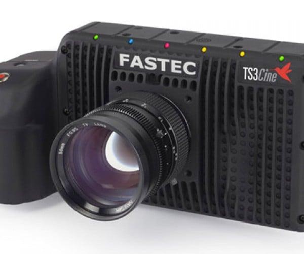 TS3Cine Camera Shoots 720fps at 720p Resolution