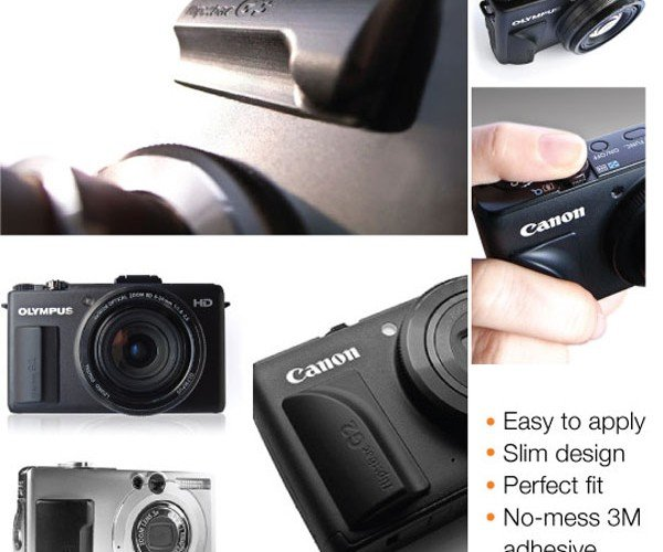 Get a Grip with Flipbac Camera Grips