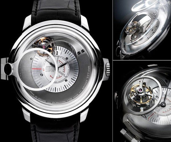 Gagarin Tourbillon Watch Celebrates Historic First Space Flight