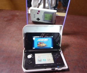 Game Boy Case Protects 3DS From Damage and Thieves