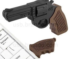 Gun Flash Drive Will Get Your Files Confiscated By The TSA