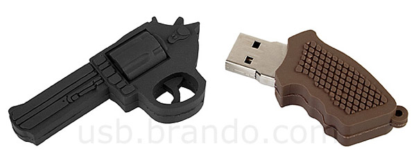 gun usb flash drive 2