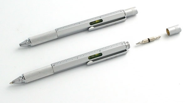 hex metal pen