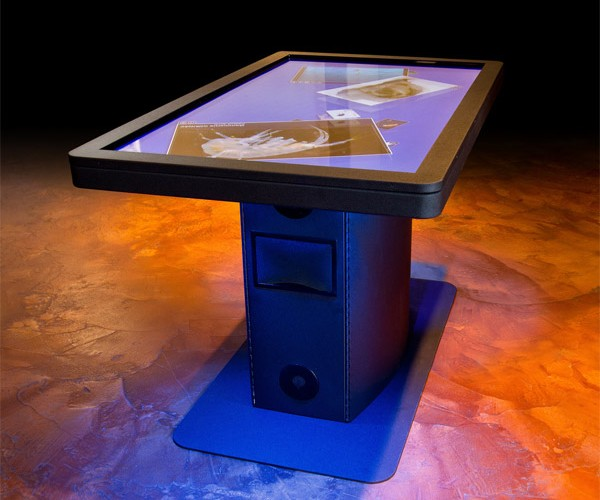 Ideum MT55 HD Multitouch Table: Touch-a, Touch-a, Touch-a Touch It