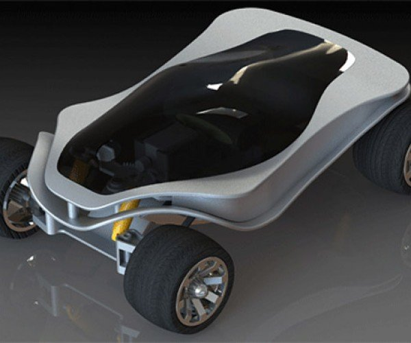 iKon RC: iOS-Controlled Cars for the Masses