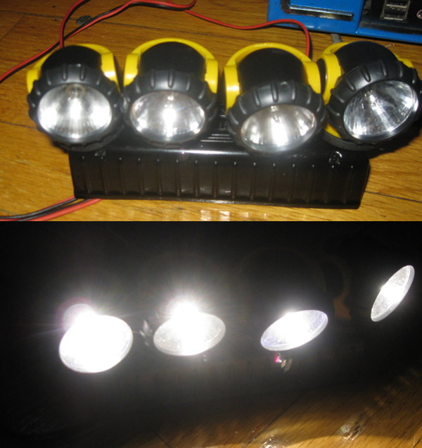 in win 4x4 casemod fog lights