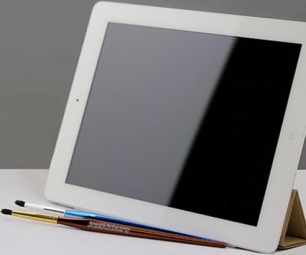The Flow: A Paint Brush for the iPad (and other tablets too)