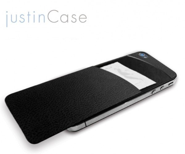 The justinCase iPhone Case Wants You To Use Protection