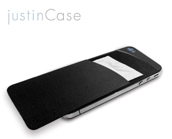 justinCase iPhone Case