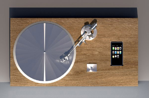 iphone turntable by olivier meynard 2