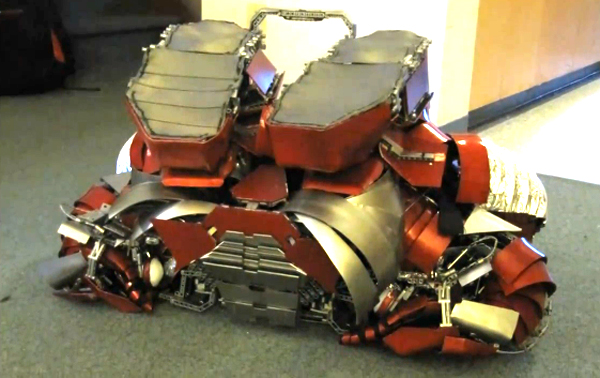 iron man mark v briefcase suit cosplay