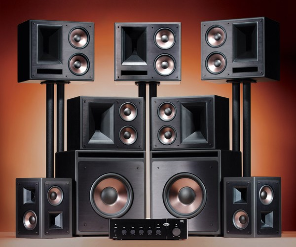 Klipsch THX Ultra2 Home Theater Ready to Blow the Walls Out and Empty Your Wallet