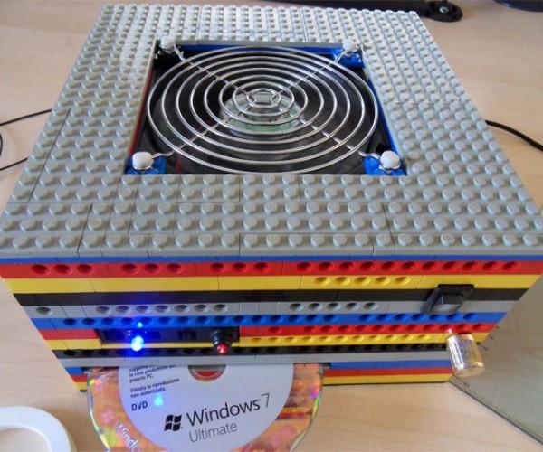 LEGO PC: Snap-Together Casemod