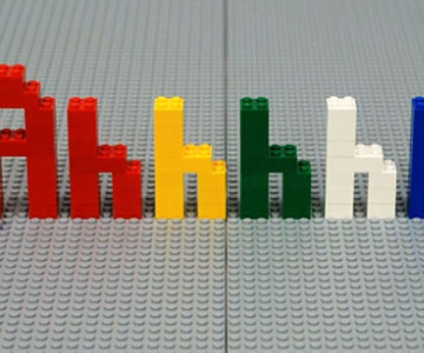LEGO Stop Motion Video is as Geeky as it Gets