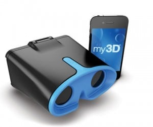 Hasbro MY3D Gives iPhone and iPod touch 3D Games